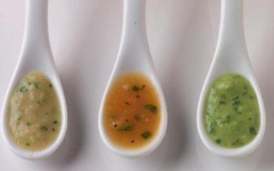 Cobb Salad with Chipotle Black Bean Vinaigrette