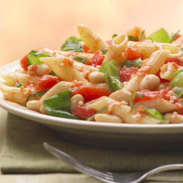 Tuscan-Style Pasta with Cannellini