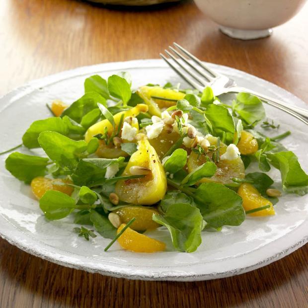 Watercress Citrus Salad