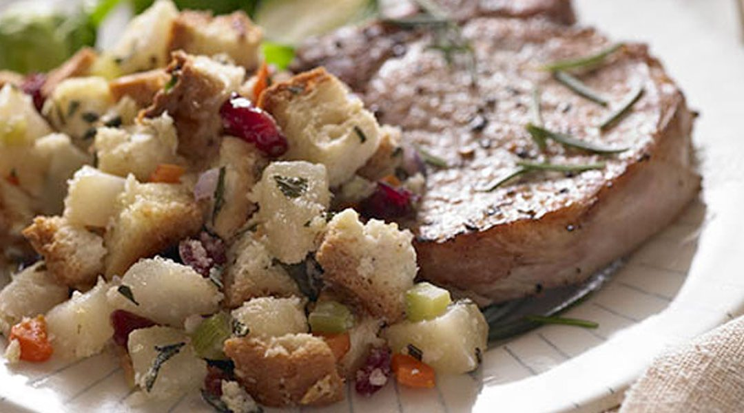 Pear and Cranberry Dressing