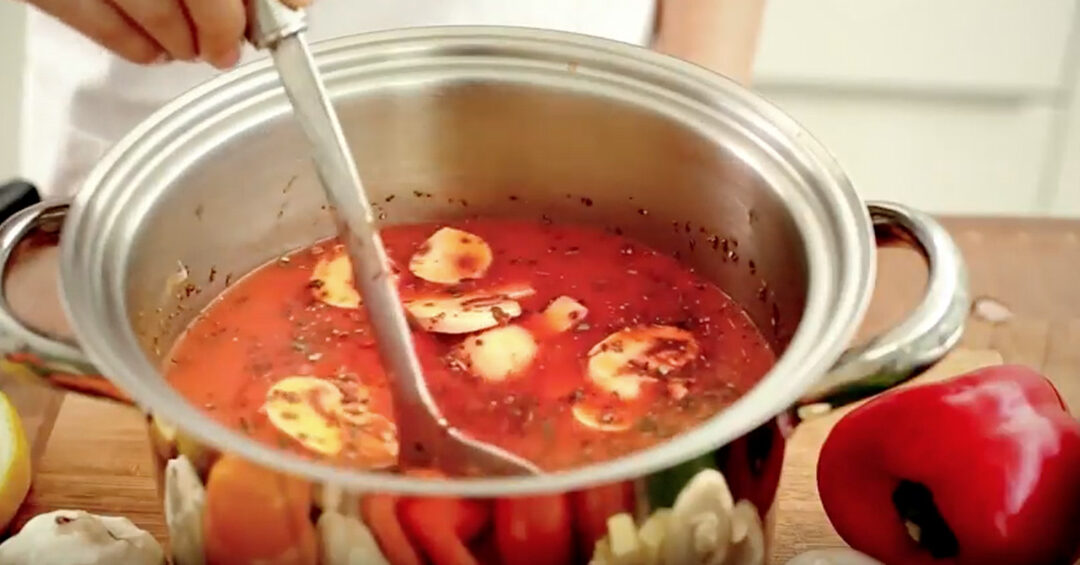 Canned Food News: Go RED! With Canned Tomatoes